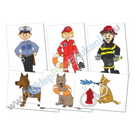 Psy zawody (rysunki)